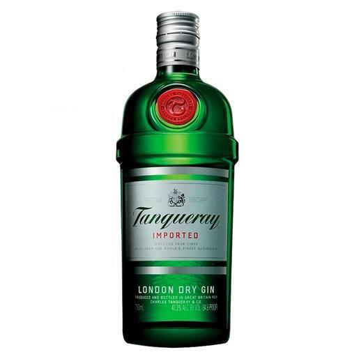 Gin importado Tanqueray