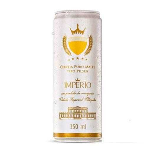 Cerveja império puro malte gelada