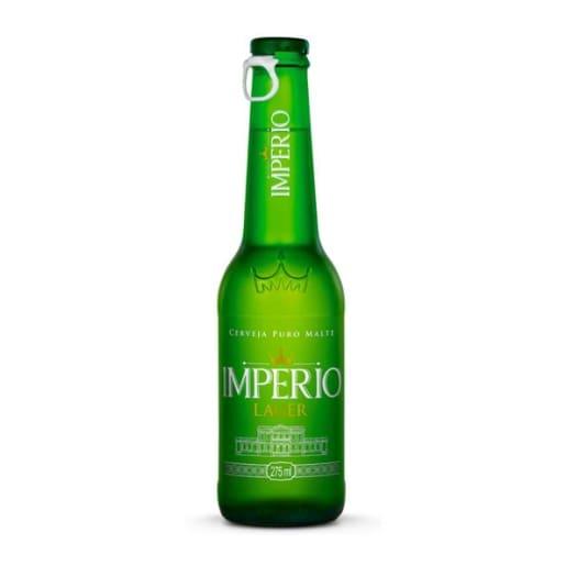 Cerveja império puro malte lager gelada