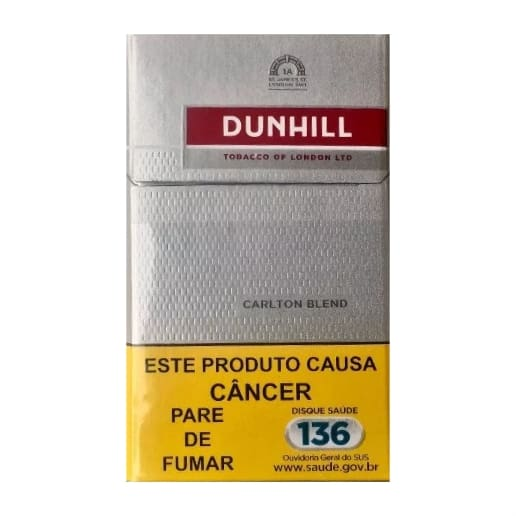 Cigarro dunhill red blend
