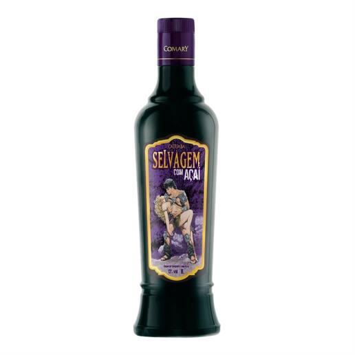 Catuaba selvagem garrafa 1 litro
