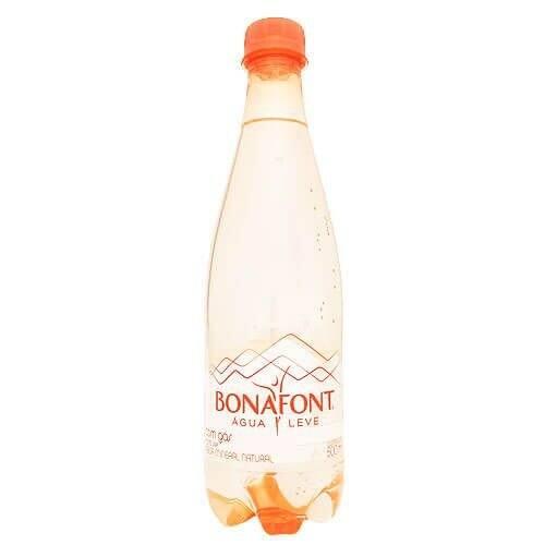 Água mineral com gás bonafont