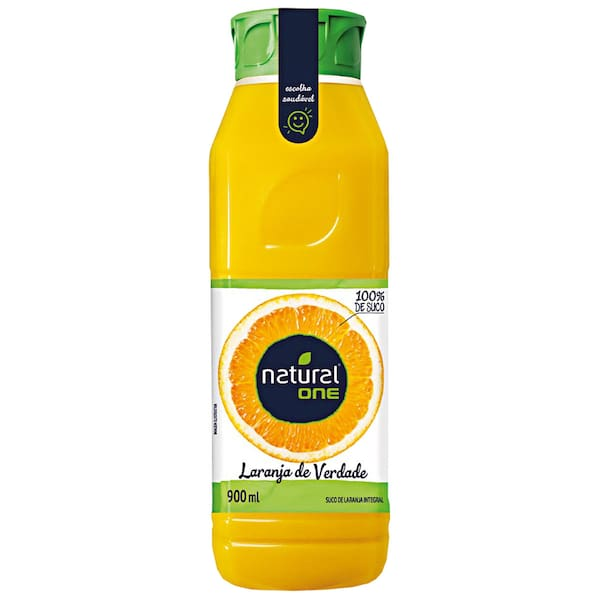 Suco natural one 900ml