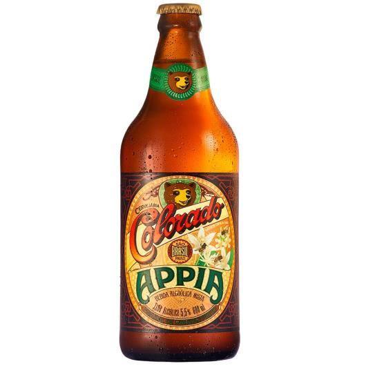 Cerveja Colorado appia 600ml gelada