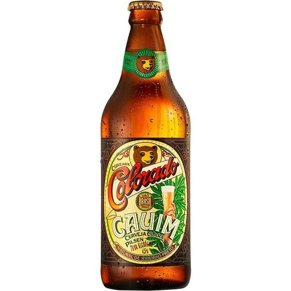 Cerveja Colorado cauim 600ml gelada