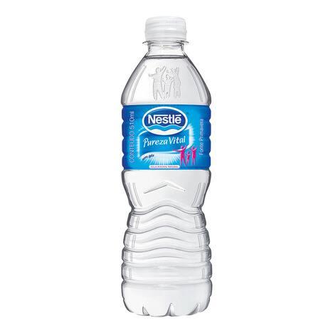 ��gua mineral sem gás Nestlé pureza vital 510ml