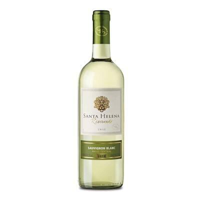 Vinho chileno Santa Helena reservado sauvignon blanc