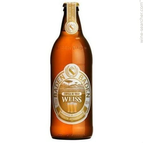 Cerveja brasileira Baden Baden weiss 600ml gelada