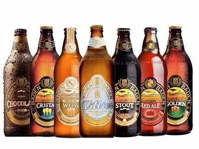 Cerveja brasileira Baden Baden 600ml | promoção