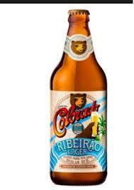 Cerveja Colorado ribeirão lager 600ml gelada