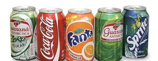 Refrigerante - lata