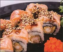 Uramaki Ebi completo