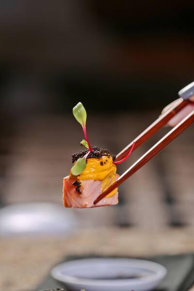 Sashimi tamago (6unidades)