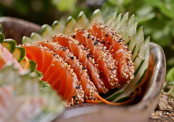 Sashimi do chef (15 peças)
