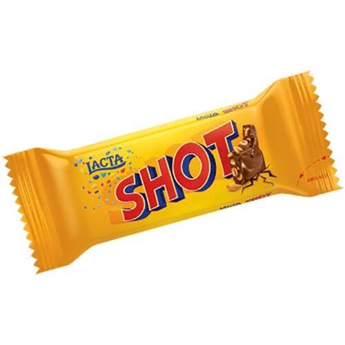 Chocolate Shot Lacta 20g
