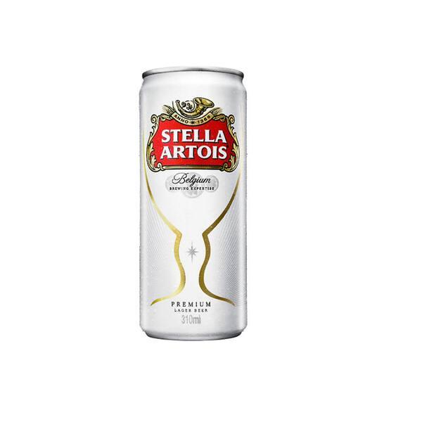 Cerveja stella lata 310ml
