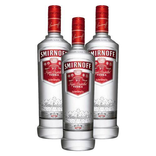 Sminorff Vodka