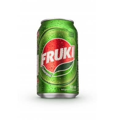 Fruki Guaraná lata