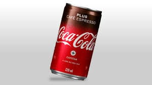 Coca café expresso 220 ml