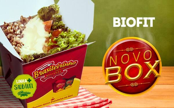 Biofit linha saudável 500 gramas