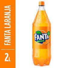 Fanta - 2 litros