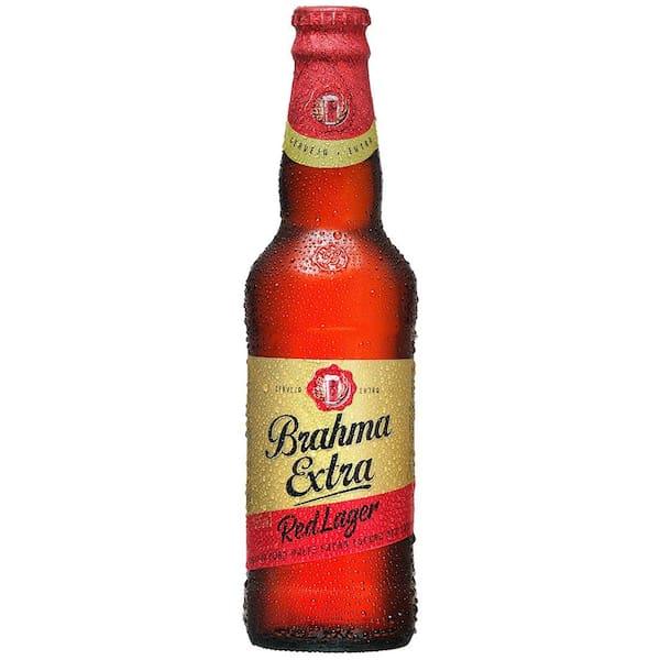Cerveja Brahma Extra Red Lager