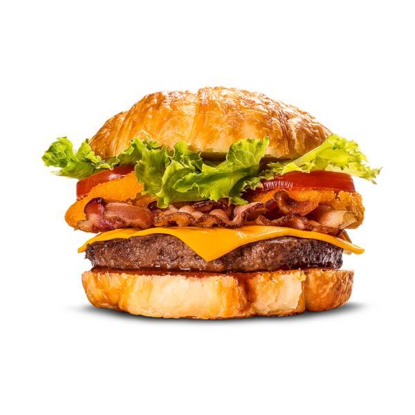Croaburger barbecue