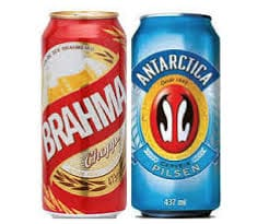 Cerveja latão  473 ml