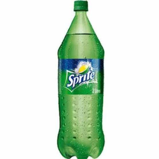 Sprite limão 2 litros