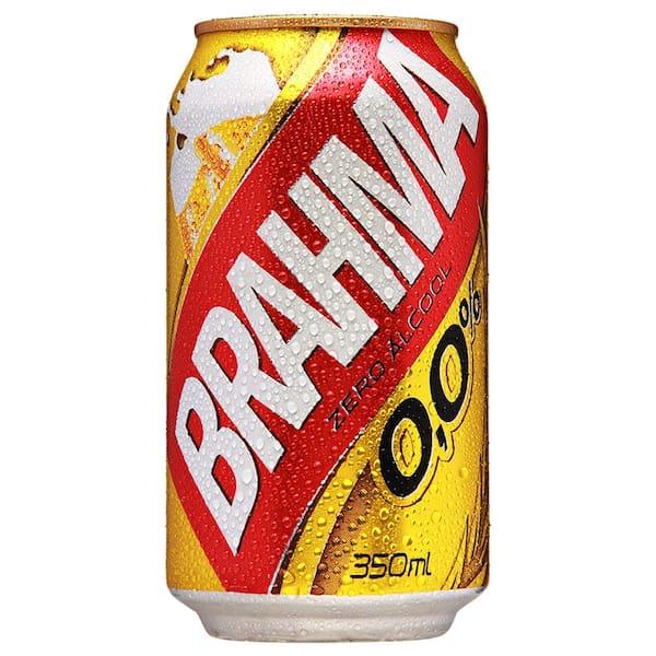 Brahma zero alcool