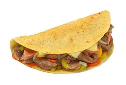 Quesadilha carne mexicana - unidade