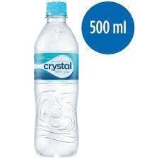 Água Mineral (Pet 500ml)