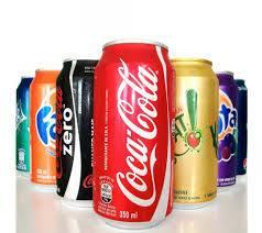 Refrigerante em Lata 350ml