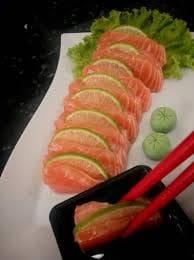 Sashimi  12 Unidades