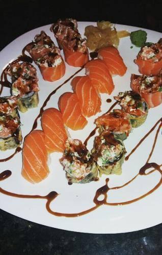 93- sushi especial 20% de desconto.