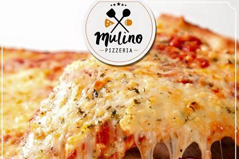 Promoção 30% desconto: pizza 30cm 6 fatias