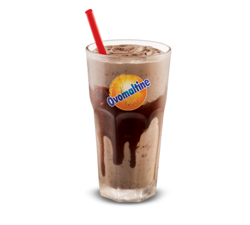 McShake 400ml  Ovomaltine Rocks