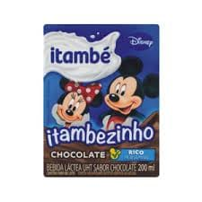 itambezinho chocolate 200 ml
