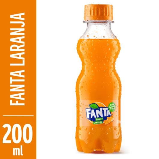 FANTA LARANJA MINI 200ML
