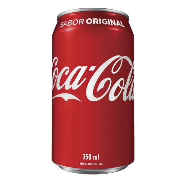 Cola Cola (lata350ml)