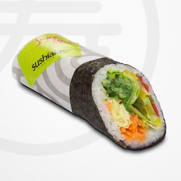 Okimaki vegetariano