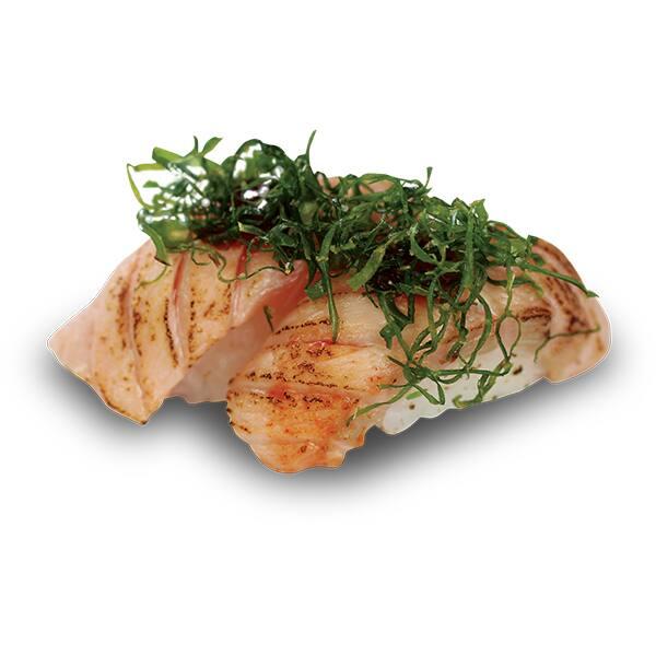 Niguiri salmão fresh