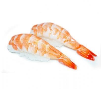Niguiri camarão