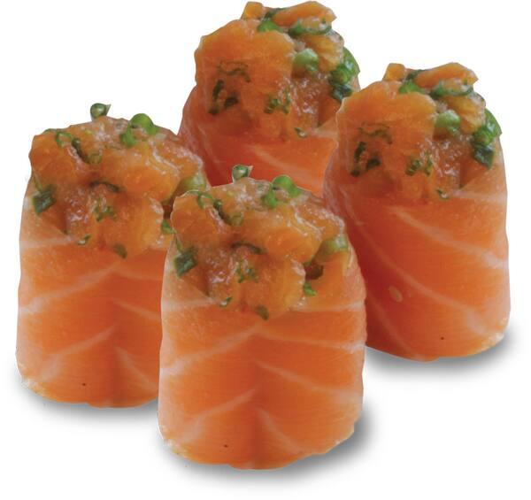 Gunka salmão
