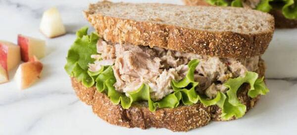 Sanduíche Natural atum