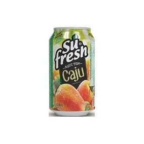Suco su fresh 330ml sabor caju