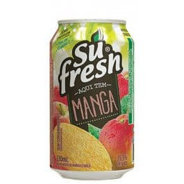 Suco su fresh 330ml sabor manga