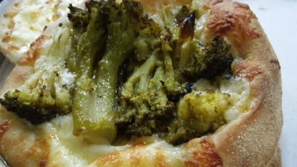 Esfiha de Brócolis