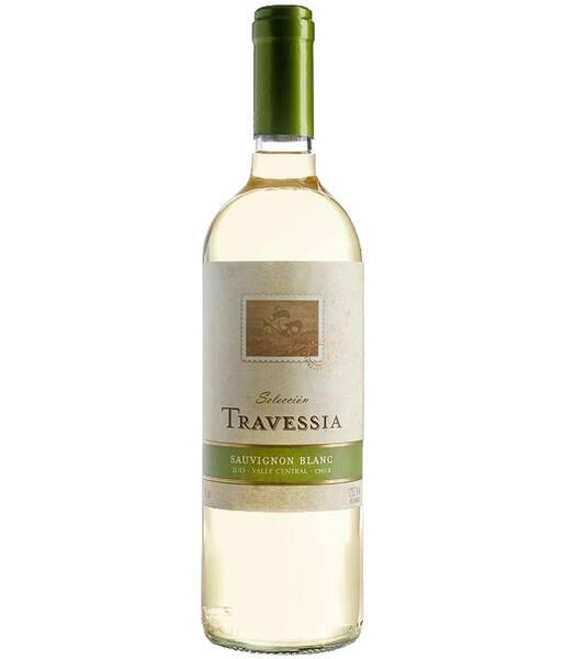 Vinho travessia sauvignon blanc