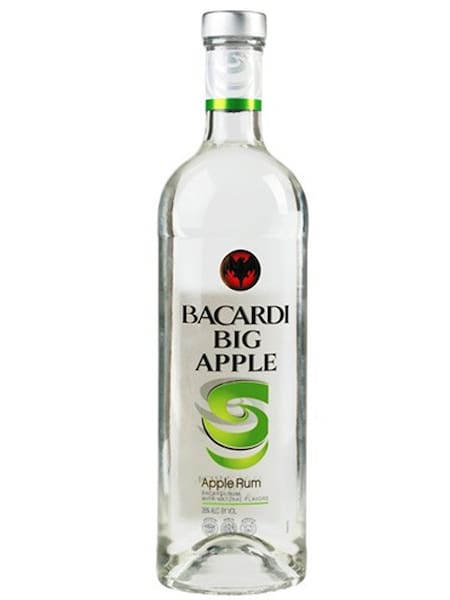 Rum Bacardi Big Apple
